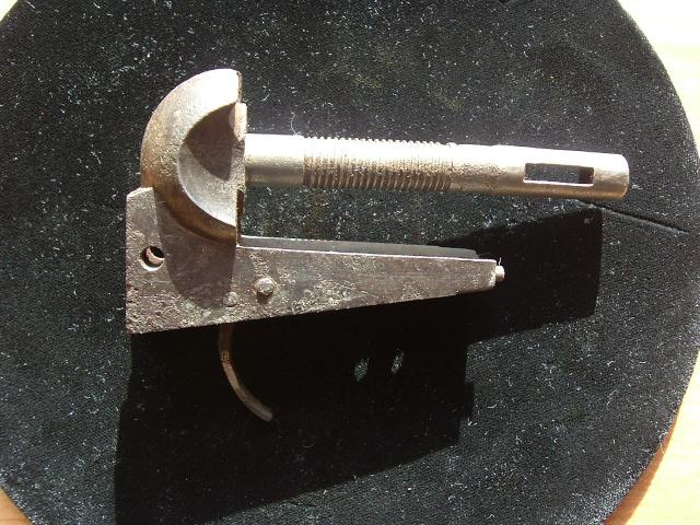 ORIGINAL COLT MODEL 1851 NAVY FRAME