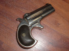 REMINGTON .41 O/U DERRINGER